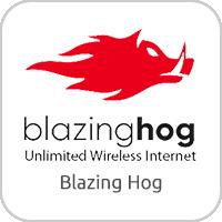 Blazing Hog Internet | Unlimited 4G LTE Internet | Internet Near Me